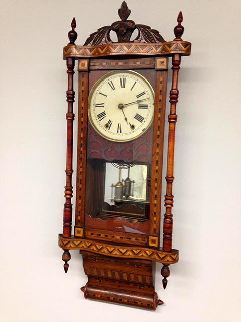 Grandfather Clock Timeless Jewelry Clocks